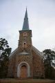 Mazirbes baznīca. Foto: Vilnis Rasiņš
