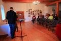 Sāksies lekcija. Foto: Vilnis Rasiņš