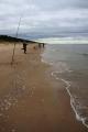 Atpūta jūras krastā. Foto: Vilnis Rasiņš